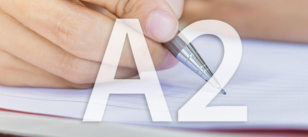 A2 Prüfungsvorbereitung</span><span>