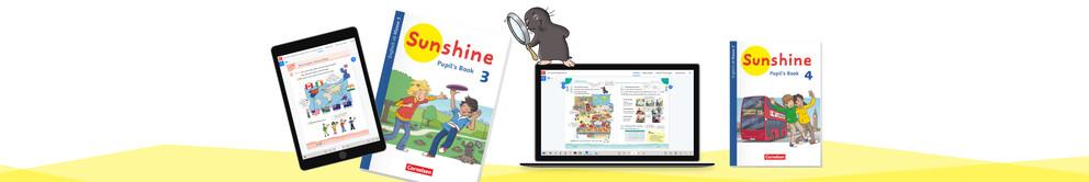 Sunshine · Englisch ab Klasse 3 - Allgemeine Ausgabe 2020
