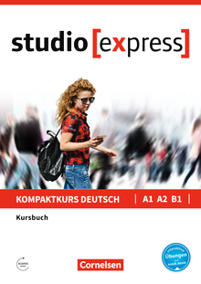 Studio express Cover