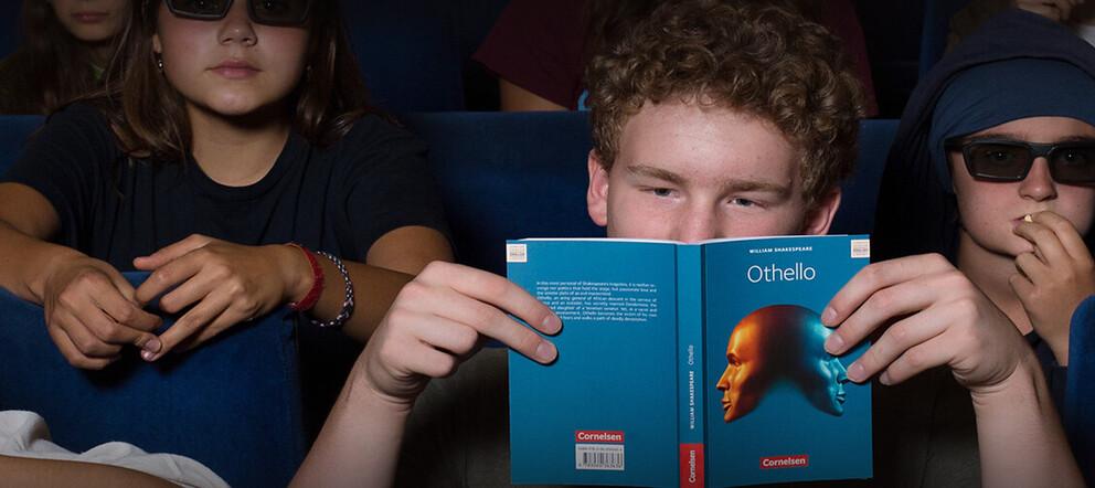 Das liest sich gut:<br>Lektüren für Ihren Unterricht