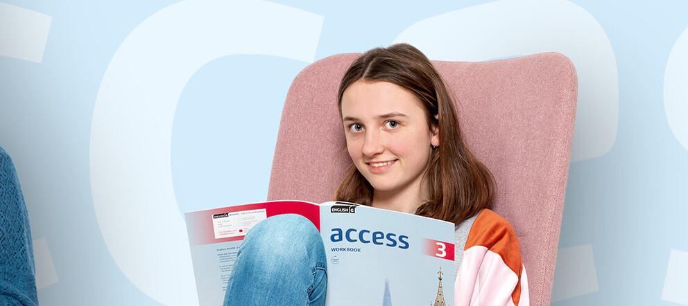 Access</span><span>– Ihr Englischlehrwerk fürs Gymnasium