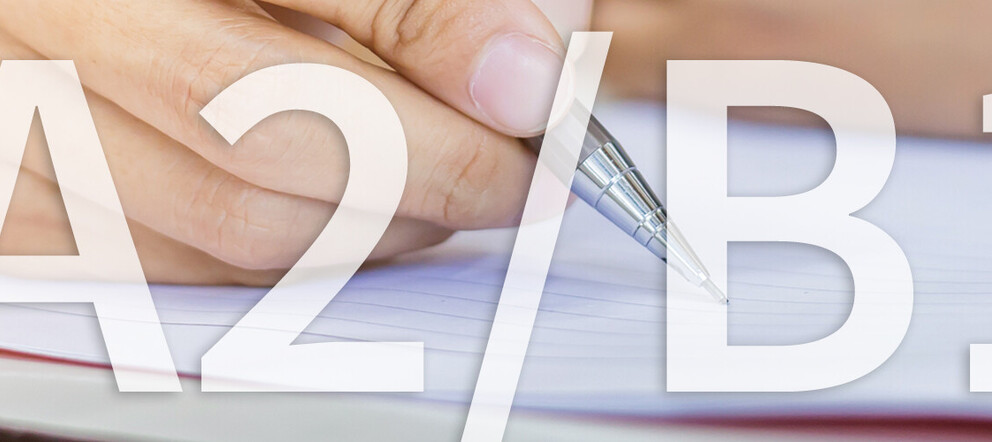 A2/B1 Prüfungsvorbereitung</span><span>