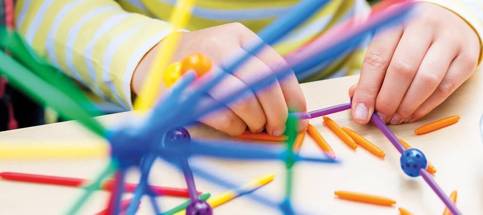 Bastelideen und Experimente für die Grundschule