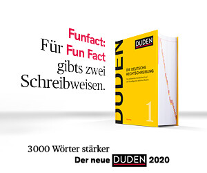 Duden Fun Fact