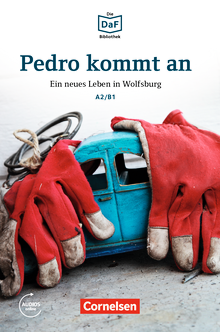 Pedro kommt an Cover