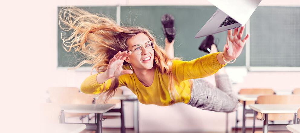 mBook – digitaler Unterricht neu gedacht