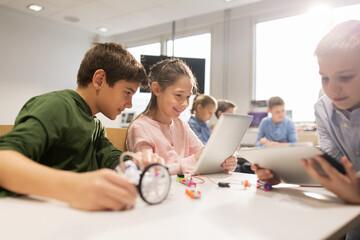Schule: Digitaler Unterricht