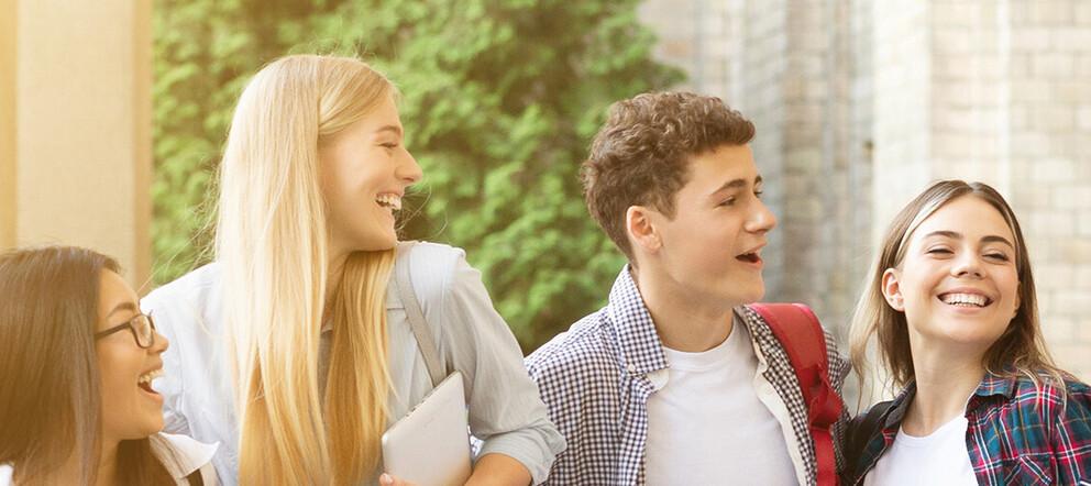 DaF-Lehrwerke für Jugendliche</span><span>