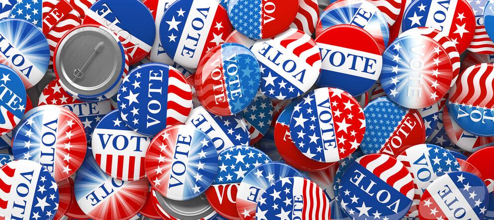 Arbeitsblätter zur US-Wahl