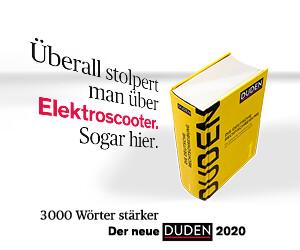 Duden Elektroscooter