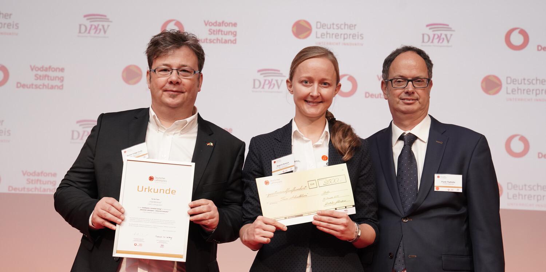 Sonderpreis für Grund- und Werkrealschule Villingendorf