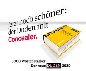 Duden Concealer