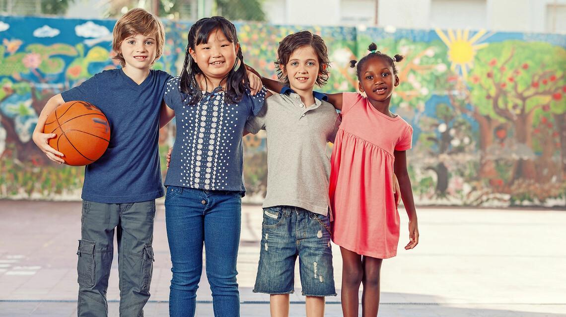 andere kulturen mit kindern kennenlernen
