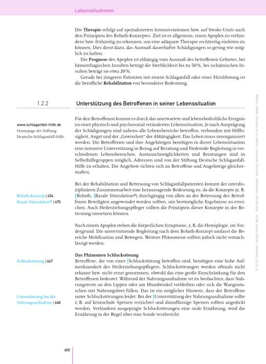 Heilerziehungspflege - Heilerziehungspflege Band 2, Seite 450 - Korrekturseiten - Band 2
