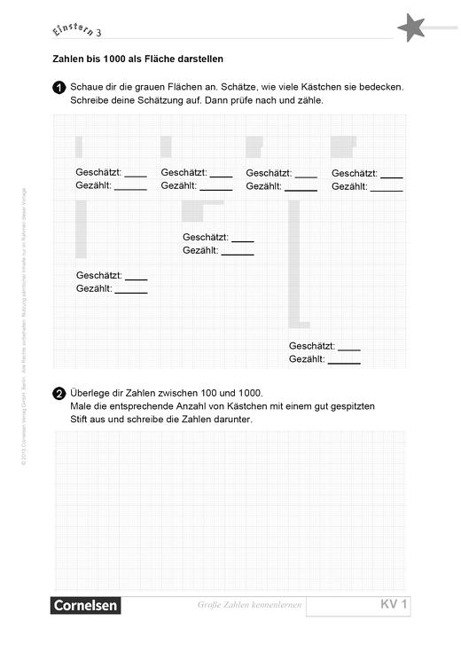 Einstern - Einstern 3: Alle Kopiervorlagen zum Themenheft 1 - Kopiervorlage - Band 3