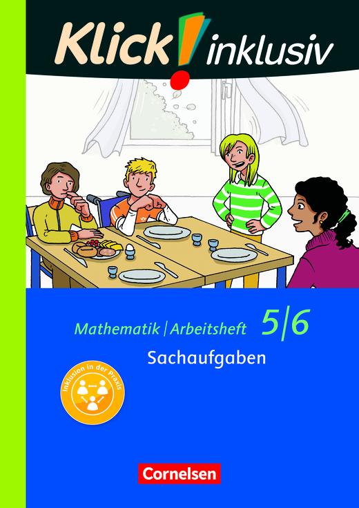 Klick! inklusiv - Klick! inklusiv 5/6: Lösungen zum Arbeitsheft 6 - Lösungen - 5./6. Schuljahr