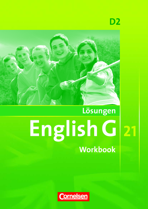 English G 21 - Lösungen zum Workbook als Download - Band 2: 6. Schuljahr