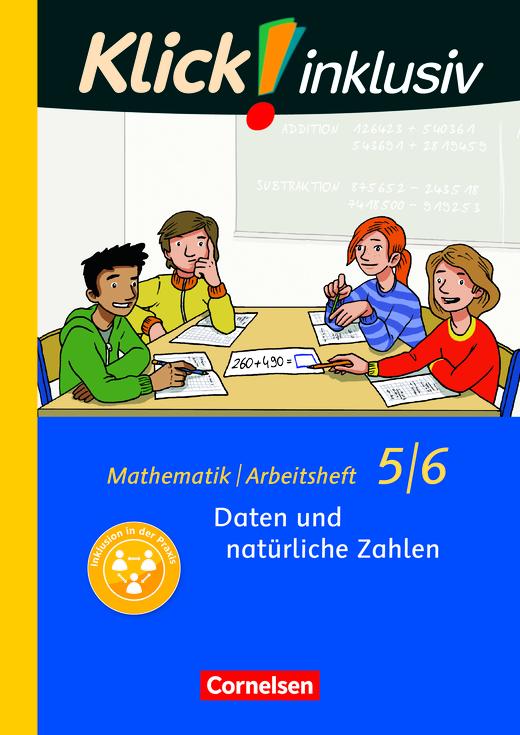 Klick! inklusiv - Klick! inklusiv 5/6: Lösungen zum Arbeitsheft 1 - Lösungen - 5./6. Schuljahr