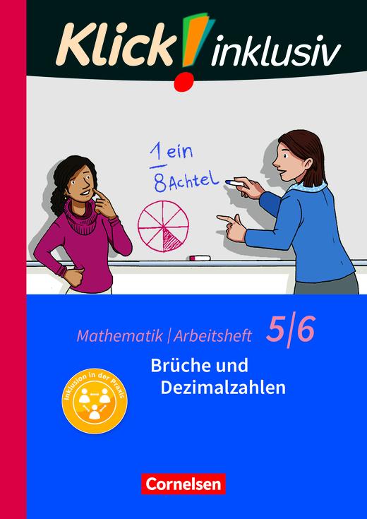 Klick! inklusiv - Lösungen zum Arbeitsheft 3 - 5./6. Schuljahr