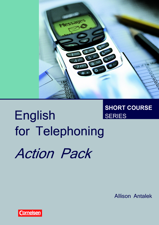 Short Course Series - Jetzt testen: Action Pack English for Telephoning - Arbeitsblatt - Webshop-Download