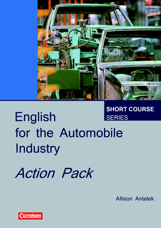Short Course Series - Jetzt testen: Action Pack English for the Automobile Industry - Arbeitsblatt - Webshop-Download
