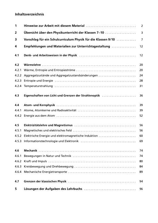 "Lehrermaterial ""Physik 2"", Gymnasium Baden-Württemberg als Download - Handreichung - Webshop-Download"
