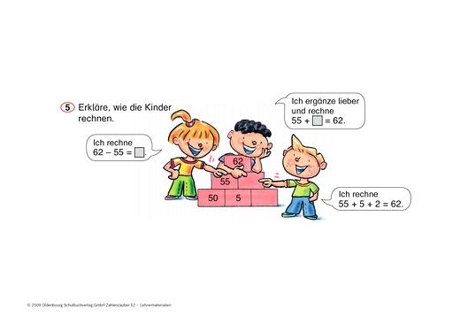 Zahlenzauber - Zahlenmauern - Präsentationshilfe - Webshop-Download