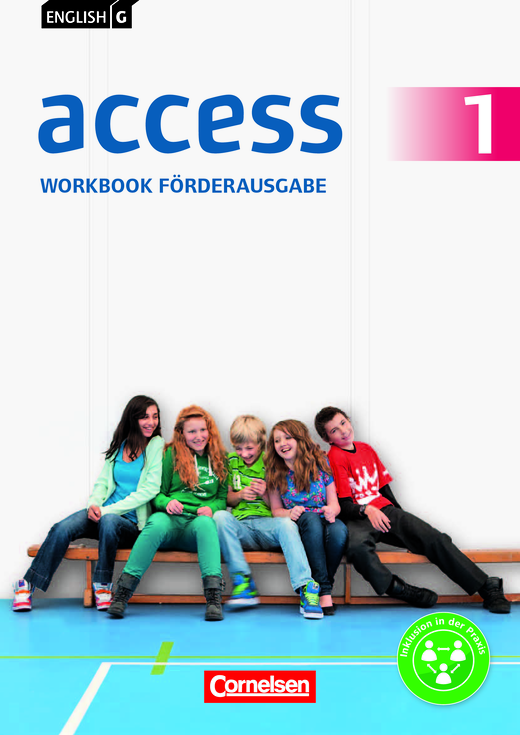 English G Access - Lösungsheft Workbook Förderausgabe - Lösungen - Webshop-Download