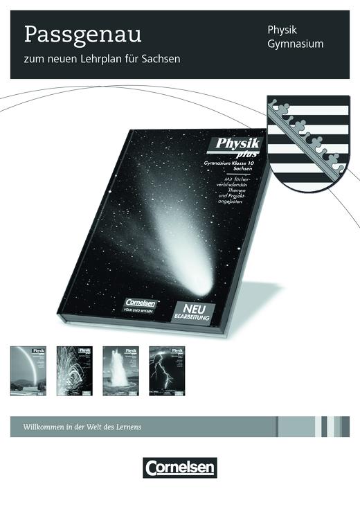 Physik plus - Stoffverteilungsplan - 6.-10. Schuljahr