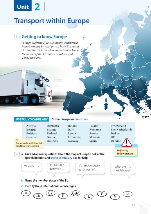 Logistics Matters – Probeunit - Arbeitsblatt - Webshop-Download
