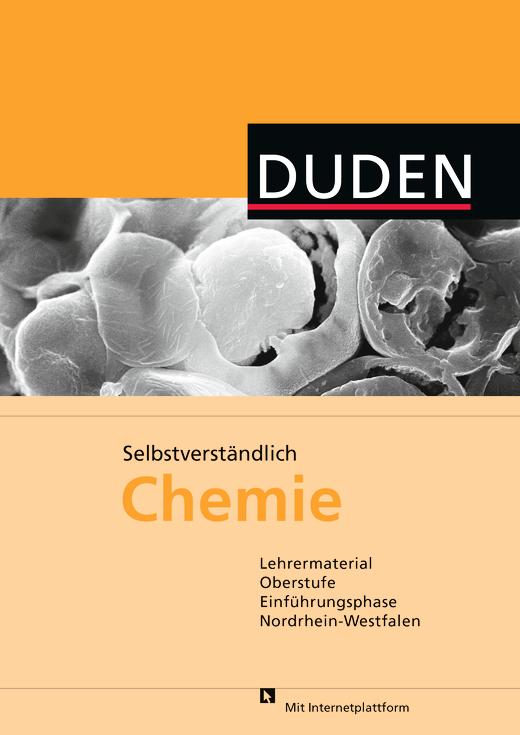 """Lehrermaterial """"Selbstverständlich Chemie"""" 10. Schulljahr, Gymnasium Nordrhein-Westfalen - Handreichung - Webshop-Download"""