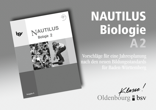 """Vorschläge für eine Jahresplanung mit """"Nautilus A2"""" - Stoffverteilungsplan - Webshop-Download"""