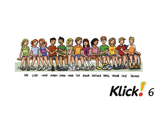 Klick! Mathematik - Mittel-/Oberstufe - Klick!-Klasse 6. Schuljahr - Präsentationshilfe - 6. Schuljahr