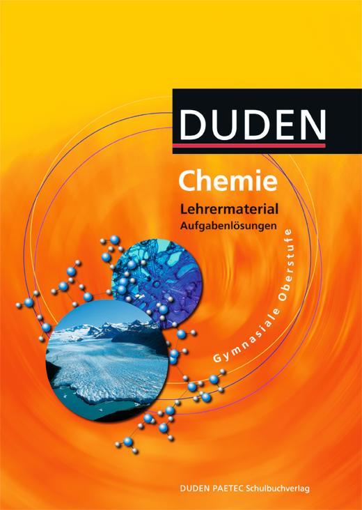 """Lehrermaterial und Lösungen """"Chemie"""" Gymnasiale Oberstufe als Download - Handreichung - Webshop-Download"""