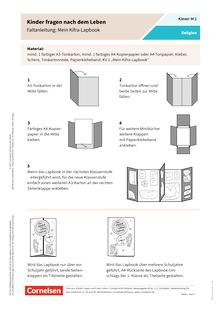 Klexer Lapbooks – Entdeckermappen selbst gemacht - Kopiervorlagen