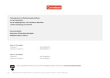 Forum Geschichte - Neue Ausgabe - Planungsraster zur Medienkonzepterstellung - Band 1
