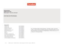 English G Access - Planungshilfe Kernlehrplan Englisch Gymnasium Nordrhein-Westfalen - Band 2: 6. Schuljahr