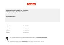 ¡Apúntate! - Planungsraster zur Medienkonzepterstellung - Band 1-4