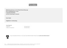 Fokus Physik - Neubearbeitung - Planungsraster zur Medienkonzepterstellung - 5.-6. Schuljahr