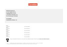 English G Headlight - Planungsraster zur Medienkonzepterstellung für Nordrhein-Westfalen - Band 6: 10. Schuljahr
