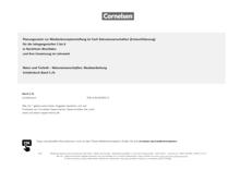 Natur und Technik - Naturwissenschaften: Neubearbeitung - Planungsraster zur Medienkonzepterstellung - 5./6. Schuljahr