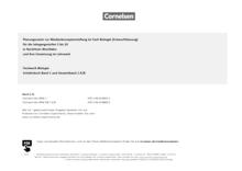 Fachwerk Biologie - Planungsraster zur Medienkonzepterstellung - Band 1+2 A/B