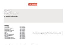 English G Access - Planungshilfe Kernlehrplan Englisch Gymnasium Nordrhein-Westfalen - Band 3: 7. Schuljahr