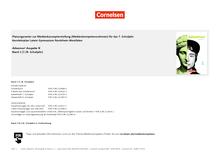 Adeamus! - Medienkompetenzrahmen Kernlehrplan Latein Gymnasium Nordrhein-Westfalen - Klasse 7 - - Planungsraster - Band 1