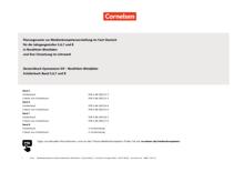 Deutschbuch Gymnasium - Planungsraster zur Medienkonzepterstellung Klasse - 5.-8. Schuljahr