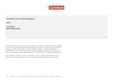 Sally - Stoffverteilungsplan für Baden-Württemberg - 3. Schuljahr