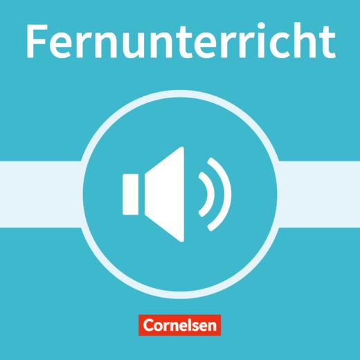 Encuentros - Audio-Materialien zum Schülerbuch - Band 2