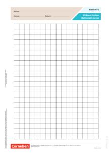 Klexer - Mit Kunst leichter Mathe lernen - Kopiervorlagen