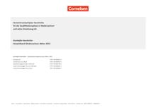 Kurshefte Geschichte - Abitur Niedersachsen 2023 - Kompendium - Synopse / Semesterverlaufsplan