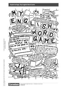 Access - Access English Challenge - Word Game - Arbeitsblatt